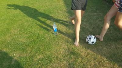 Flesjesvoetbal