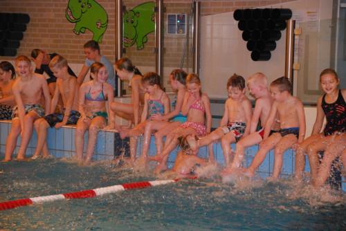 Zwemwedstrijd Steenderen 2014