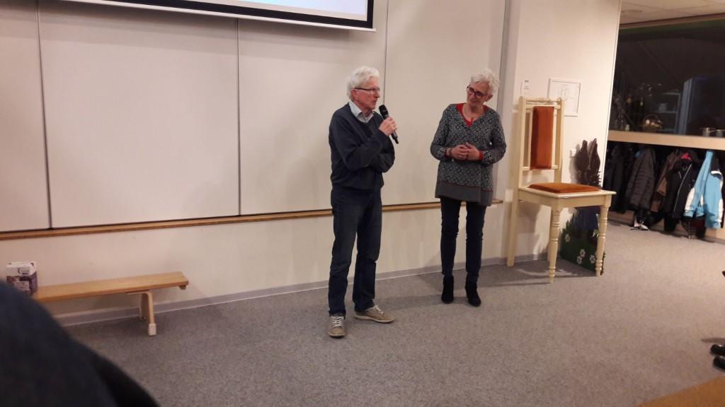 Rob Harmsen met Marijke Melsert